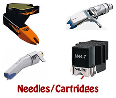 DJ Needles Cartridges