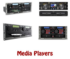 DJ CD MP3 players