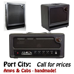 Port City Amplification