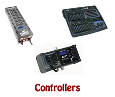 Stage Light Controllers