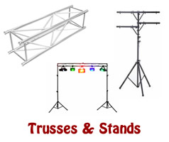Stage Light Truss Stands