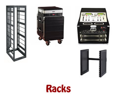 Live Sound Mobile Racks