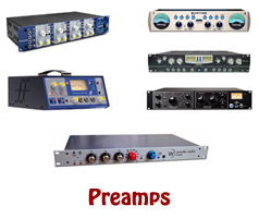 Recording Preamps